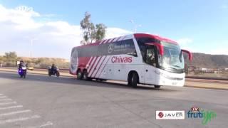 Color del Chivas vs León en el Estadio Chivas