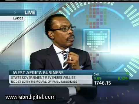 Nigeria's Revenue Allocations with Bismarck Rewane