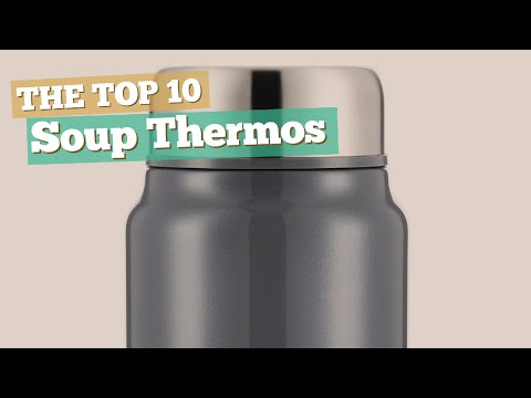 Soup Thermos // The Top 10 Best Sellers 2017