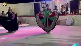 Thar Desert Camp - Folk Traditional Music Dance || Jaisalmer - Rajasthan ||  India || part-2
