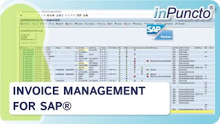 Invoice Management For Sap