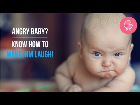 How to make babies laugh| 6 fun ways and sounds