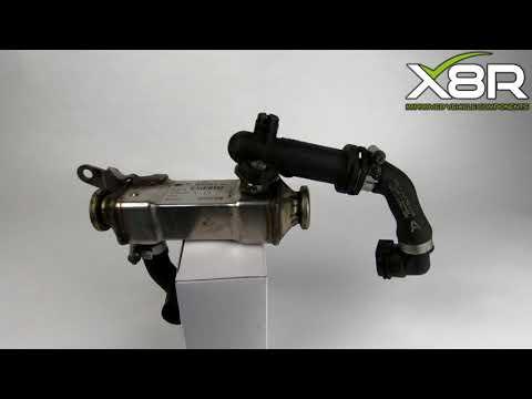 BMW EGR Cooler Delete Removal Kit