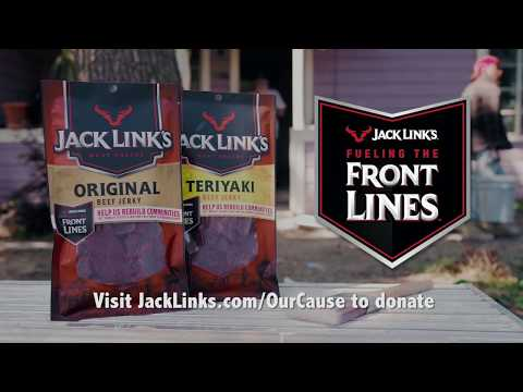 "Jack Link's Fueling the Front Lines ""Back to Before"" :15"