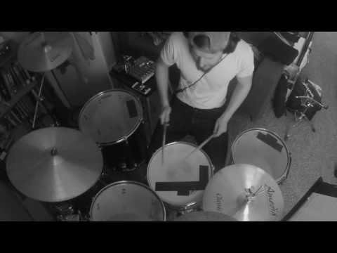 Early 70s Rogers Drum Set MASSIVE sample Demonstration