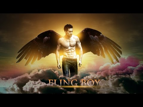 Fantasy Looks Photo Effects  Photoshop Tutorial The Wings - Photoshop Manipulation Effects Tutorial