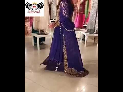 590b73002b Beautiful Designer Pakistani Lehenga Designs And Dresses Mady By Alzawiah -  PakVim.net HD Vdieos Portal
