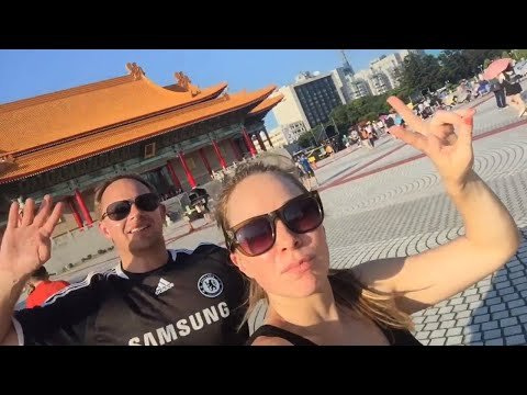LAYOVER IN TAIPEI ✈️ TOP SIGHTS TO SEE - VLOG