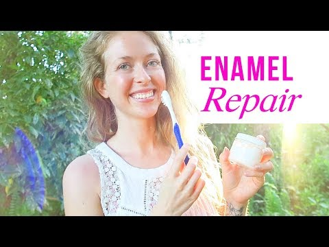 How I Naturally Restored My Enamel and Remineralized My Teeth
