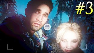 The last time we saw Mike & Jess alive??? 💀 UNTIL DAWN - Part 3