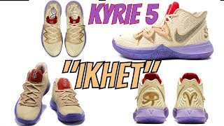 UNBOXING KYRIE IRVING S NIKE KYRIE 5