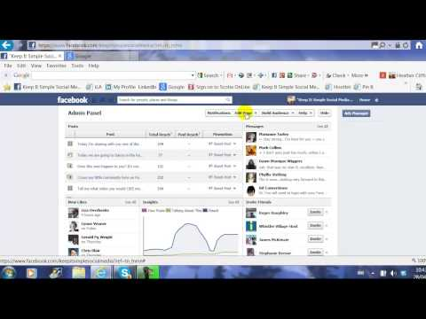 Creating an Events Tab on a Facebook Business Page
