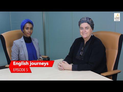 English journeys with Samira