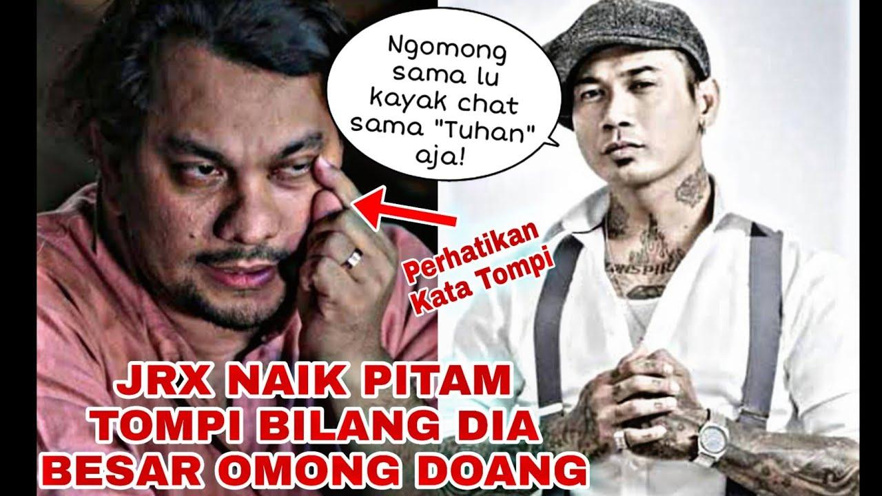 "Download Panas🔥JRX Naik Pitam! Tompi: ""Dia Besar Omong doang"" di Podcast Deddy Corbuzier MP3 Gratis"