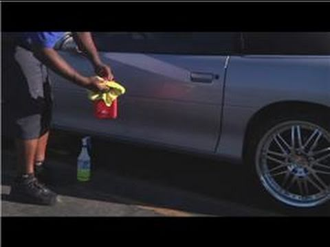 Cleaning Your Car : How to Remove Road Tar From Car Paint
