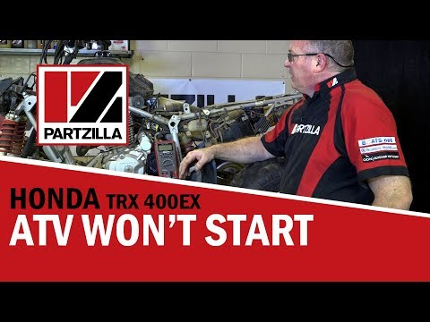 Help! My ATV Won't Start! What to Check First | Partzilla.com