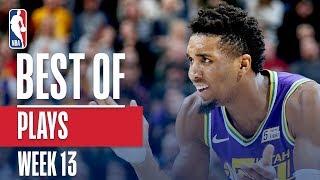 NBA's Best Plays | Week 13