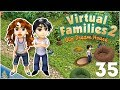 Tearing Apart the Yard for Achievement Gophers?! • Virtual Families 2 - Episode #35