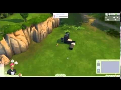 Frog Hunting - Sims 4 Legacy Challenge - Ep 2