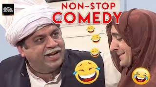Zafri Khan Sohail Ahmed Non Stop Comedy 2020 New Stage Drama Best Comedy Clip😂