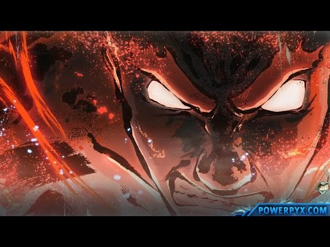 Naruto Shippuden Ultimate Ninja Storm 4 - The Crimson Beast S Rank (Madara Boss Fight)