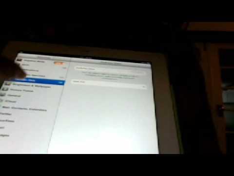 Remove Auto Correct Spelling for iPad