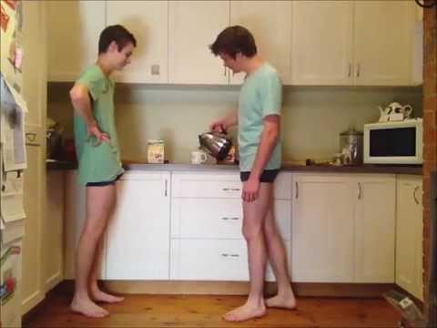 Cooking with Pat and Louis