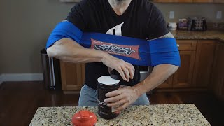 Sling Shot Protein By Mark Bell And How Much Ya Bench