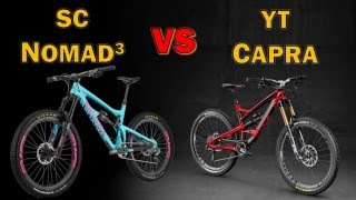 SC Nomad vs YT Capra (2016)