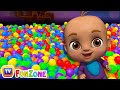 Johny Johny Yes Papa Ball Pit Show Family Song 3d Nursery Rhymes Kids Songs For Babies mp3