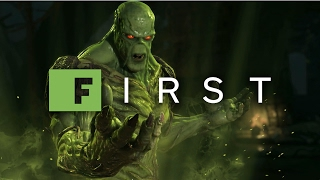 Injustice 2: Swamp Thing Gameplay Walkthrough (1080 60fps) – IGN First