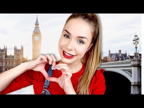 I love London and so do you - Story time!