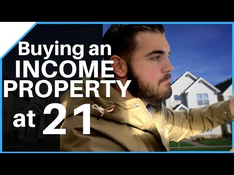 Buying My First Income Property At 21 - Motivational Monday