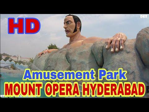 Mount Opera Amusement Park || Water Park Hyderabad || HD