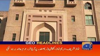Geo Headlines - 10 AM 13-October-2017