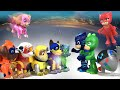 Download  Paw Patrol Mighty Pups VS PJ Masks : Who's Better? || Playtime with Keith's Toy Box MP3,3GP,MP4
