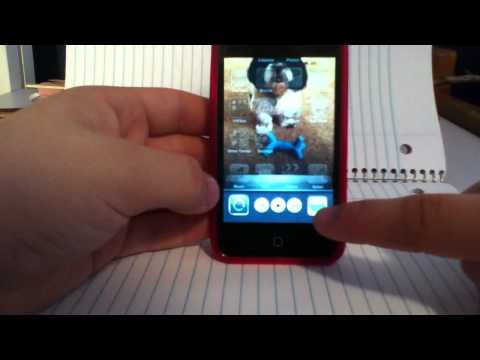 Apple iPod touch 4th Generation TRICK (iOS 5)