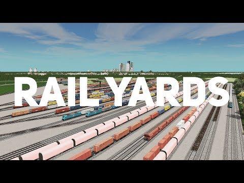 City Design - Rail Yard