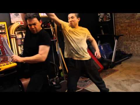 JKD in Action 4 - Fight Scene (HD)