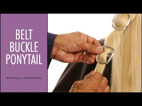 Belt Buckle Braid
