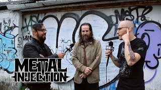 JOHN FRUM (The Dillinger Escape Plan / The Faceless) Sheds Details On The Band! | Metal Injection
