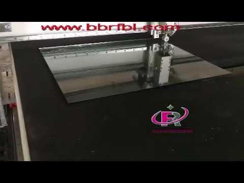 10mm thickness glass cutting.10mm width. Auto cutting ,auto loading
