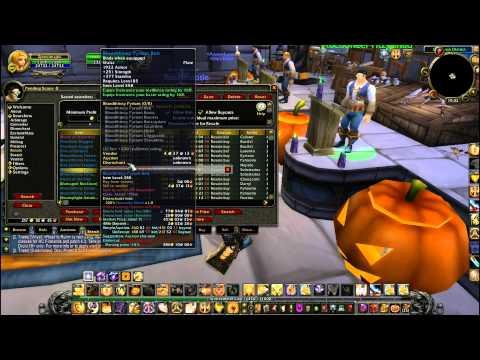 World of Warcraft poradnik Nexos: Auction House!! (Zbieranie Golda)