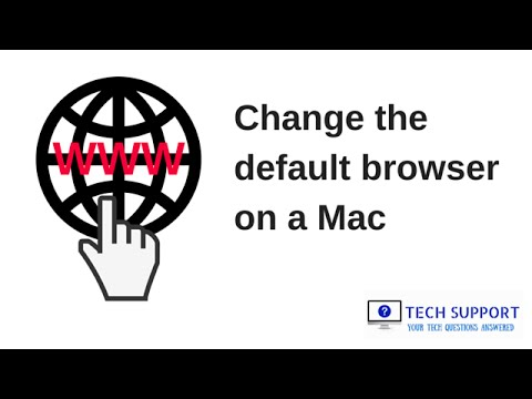 Change the default web browser on a Mac [How to]