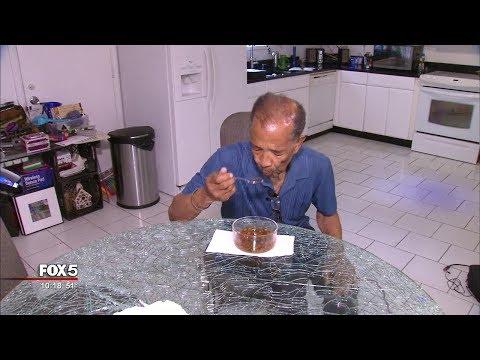 I-Team: Happy Ending After VA Dental Screw-up Leaves 86-year-old Eating Soup For Months