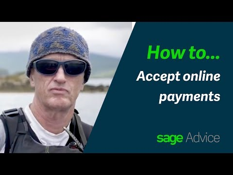 How to Accept Online Payments - Sage Business Startup Essentials
