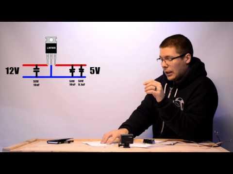 #PN   Voltage regulator 5V 9V 12V