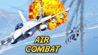 """Air Combat"" - GTA 5 Action Film"