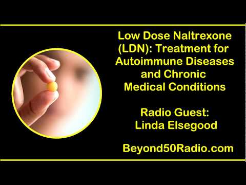 Low Dose Naltrexone (LDN): Treatment for Autoimmune Diseases and Chronic Medical Conditio