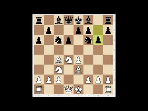 The Heart of Chess #3 - Difference between 1200 ELO and 1500 ELO
